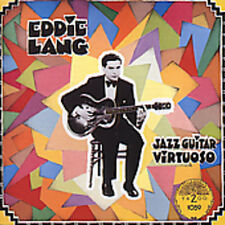 Jazz Guitar Virtuoso - Eddie Lang (1991, CD NIEUW)