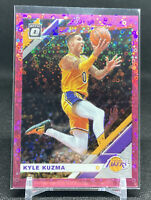 2019-20 Donruss Optic Fast Break Pink Kyle Kuzma 02/20 Lakers