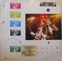 EURYTHMICS - Touch Dance ~ VINYL LP