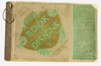 Vintage Jewelry Book Of Designs 1916-1917 Wendell & Company NYC Chicago Kansas