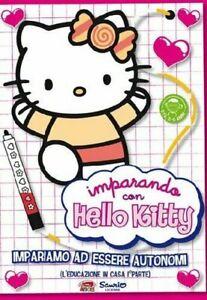 Hello Kitty - Aprendizaje Con Vol.1 - Aprendemos Ad Essere Autónoma