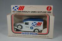 Lledo Die Cast Days Gone Series. XIII Commonwealth Games Scotland 1986 free post