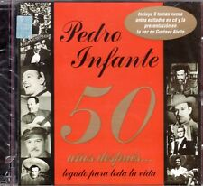 Pedro Infante 50 Anos Despues Legado Para Toda La Vida  CD New Sealed