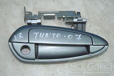 Fiat Punto 199 1.2 Bj.07 Türgriff Außengriff Griff vorne rechts Grau/silber met.