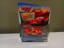 Disney Pixar Cars Radiator Springs Classic Bug Mouth Lightning McQueen