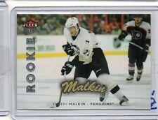 2006 07 Fleer Ultra Rookie Card #251  Evgeni Malkin Pittsburgh Penguins