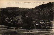 CPA Vue de face de la Minoteire du Pervendoux sur l'Auvézére prés Genis (233133)