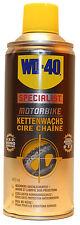 WD-40 SPECIALIST MOTORRAD Kettenwachs Kettenpflege Motorbike Cire Chaine 400ml