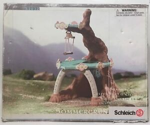 Schleich 42032 SUMMERGREEN Elf/Fairy Home discontinued open complete 1:18 scale