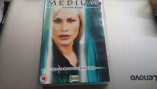 MEDIUM THE COMPLETE FIFTH SEASON 5 DVD BOXSET UK R2 FREE SPEEDY UK POSTAGE