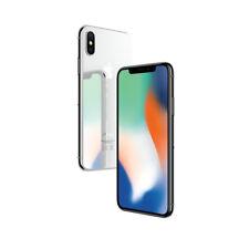 Apple iPhone X - 256GB - Silber (Ohne Simlock) Smartphone