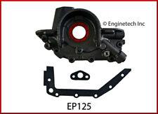 Engine Oil Pump-VIN: 2, SOHC, Ford, 8 Valves ENGINETECH, INC. EP125