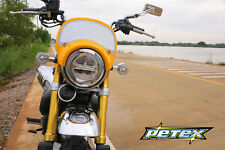 Honda Monkey 125 Headlight Mask Long    Yellow color