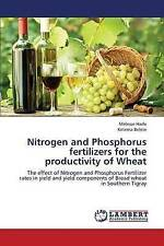 Nitrogen and Phosphorus fertilizers for the productivity of Wheat: The effect of