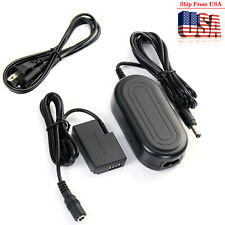 3A/8V AC Adapter For ACK-E18 Canon EOS RP Mirrorless DS126571 DS126481 DS126671
