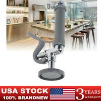 Kitchen Faucet Pre-Rinse Sprayer Sink Spray Head Valve Commercial Restaurant USA