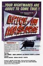 Drive In Massacre Poster 01 Metal Sign A4 12x8 Aluminium