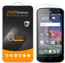 Supershieldz Tempered Glass Screen Protector Saver For ZTE Majesty Pro Plus