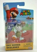 "Dry Bones - World of Nintendo Super Mario Bros Jakks Pacific 2.5"" Figure NIB"