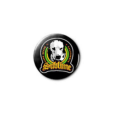 Sublime (b) 1.25in Pins Buttons Badge *BUY 2, GET 1 FREE*