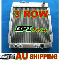 Aluminum Radiator for FORD MUSTANG V8 I6 260 289 AT MT 1964 1965 1966 64 65 66