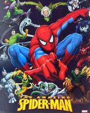 Affiche de film MARVEL Heros   Spiderman  40X50