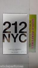 MINI 212 NYC CAROLINA HERRERA WOMEN 0.17/ .17 OZ/5 ML EAU DE TOILETTE EDT SPLASH