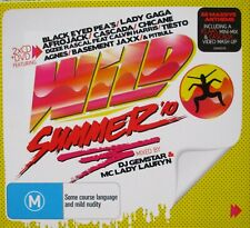Wild Summer '10 Australia 2 x CD + DVD 2010 Central Station