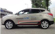 Body Side Mouldings Door Molding Protector Trim for Hyundai ix35 2010-2015