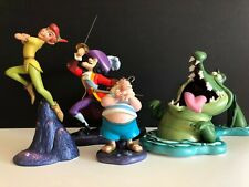 Wdcc - Peter Pan - 4 Piece Collection