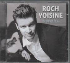 Roch Voisine Chaque Feu ... Cd Album