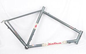 Salsa Cycles Pistola 56cm (49cm) OX Platinum Steel Road Bike Frame 700c