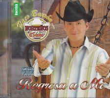 Paco Barron Norteno Regresa A Mi CD New Nuevo