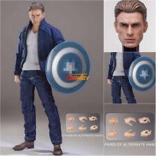 "Nota Studio Captain America 1/12 For Marvel Legend 6"" Action Figure presale"