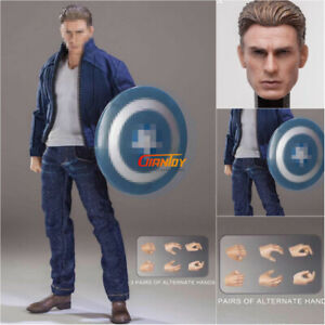 "Nota Studio Captain America 1/12 For Marvel Legend 6"" Action Figure presale"