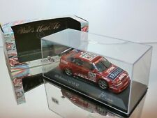 MINICHAMPS ALFA ROMEO 155 V6 DTM 1994 GIUDICCI #30 - RED - VERY GOOD IN BOX