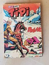 TIPI reliure N°20 contenant les N°58 à 60. Collection MON JOURNAL 1982. Bon état