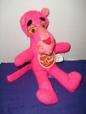 "New Vintage The Pink Panther 1976 Plush 15"" tall stuffed"