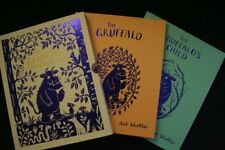 The Gruffalo & The Gruffalo's Child, Julia Donald, hardback cased edition, 2014