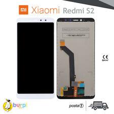 DISPLAY LCD + TOUCH SCREEN XIAOMI REDMI S2 BIANCO WHITE VETRO SCHERMO M1803E6G