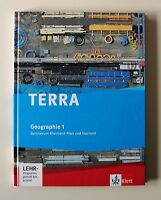 TERRA Geographie 1 Rheinland-Pfalz und Saarland. Ausgabe für Gymnasien. Bd.1 5./