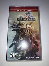 Final Fantasy Tactics: The War of the Lions (Sony PSP, 2007) FREE SHIPPING