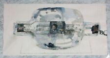 Contemporary Original Artwork, George Taylor Davidson, C. 51 x 77cm. Mixed Media