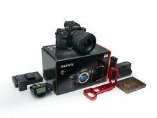 Sony Alpha a7 II 24MP Full Frame Digital Camera with 28-70mm kit Lens + Extras!!