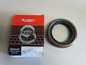 National 3103 Crankshaft Seal fits Chrysler, Dodge 1965 - 1991