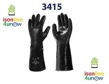 Showa NeopreneChemical Resistant Gloves,3415-09 FREE SHIPPING WHEN PURCHASE 12+