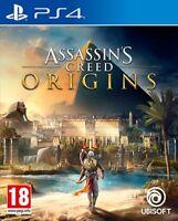 Assassin's Creed Origins PS4 - totalmente in italiano