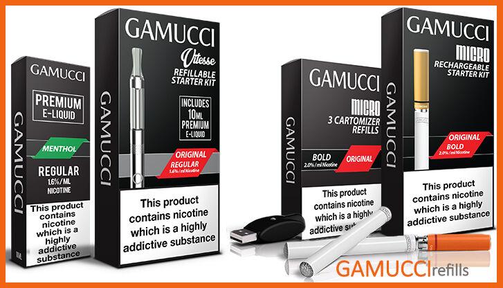 GamucciRefills