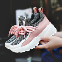 Women's Casual Sports Shoes Training Sneakers Running Athletic Walking Fashion