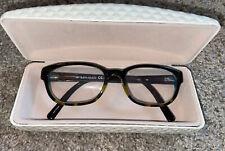 Kate Spade Women's Eyeglasses Blakely 0JLM Tortoise Horn Rim Frame, 135, W/ Case